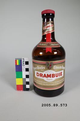 Bottle of Drambuie