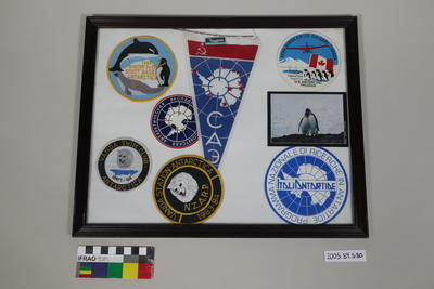 Badges: In Frame