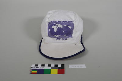 Cap: Transglobe Expedition 1972-82
