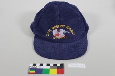 Cap: Cape Roberts Project Antarctica