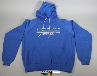 Sweatshirt: Blue