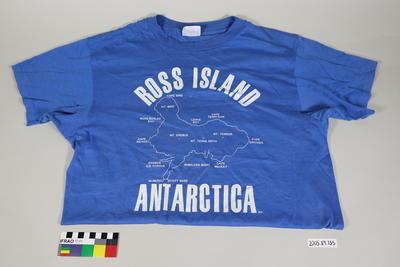 T-Shirt: Blue
