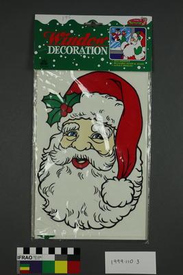 Decoration, Christmas window