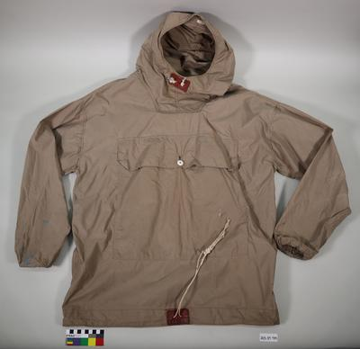 Wind proof jacket