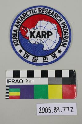 Badge: KARP