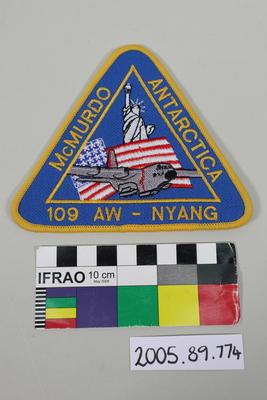 Badge: McMurdo Antarctica