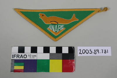 Badge: ANARE