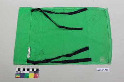 Flag: Green