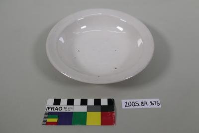 Breakfast Bowl: Ceramic