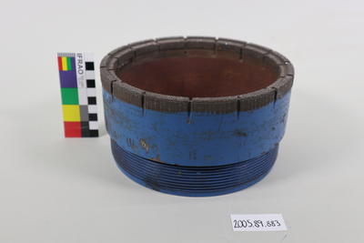 Drill Bit: for Seismic Coring