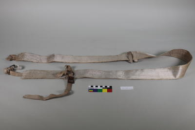 Skins used with skis