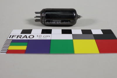 Valve for use with Esterline Angus Graphic Ammeter