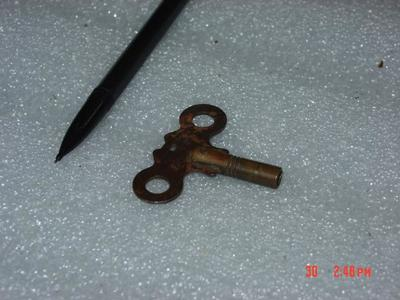 Key: Clock