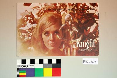 Catalogue: Knight Footwear