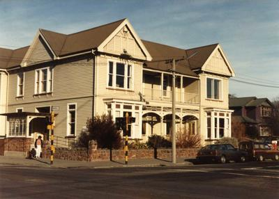 Colour Photograph: Whakatata House, 1985