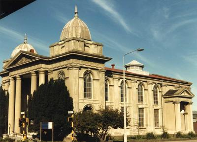 Colour Photograph: St Paul's Presbyterian Church, 1985