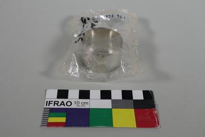 Napkin Ring: Sterling Silver