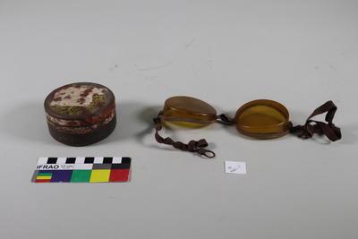 Goggles: Yellow Lenses