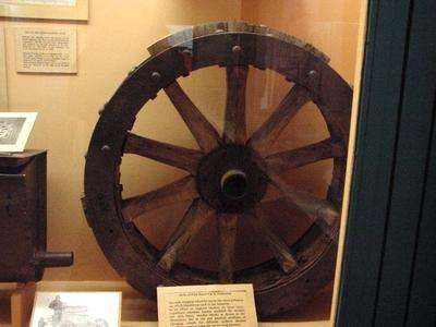 Wheel: Arrol-Johnston Car