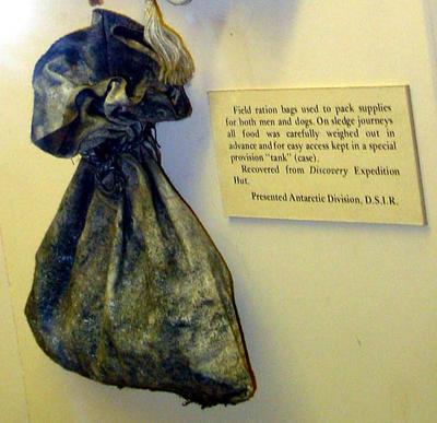 Ration Bag: Tea Leaves