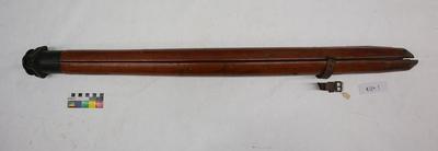Casella theodolite and case; Pre 1907; 1984.49.1