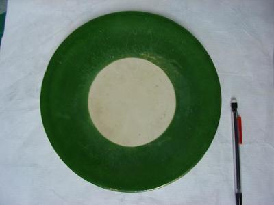 Plate: China