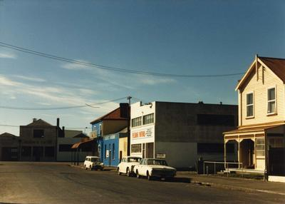 Colour Photograph: Boon and Company, Ferry Road, 1985