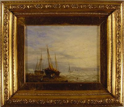 Painting: Maritime Scene