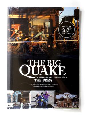 Book: The Big Quake: Canterbury September 4, 2010