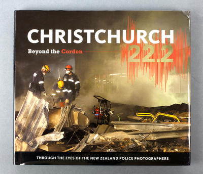 Book: Christchurch 22.2: Beyond the Cordon