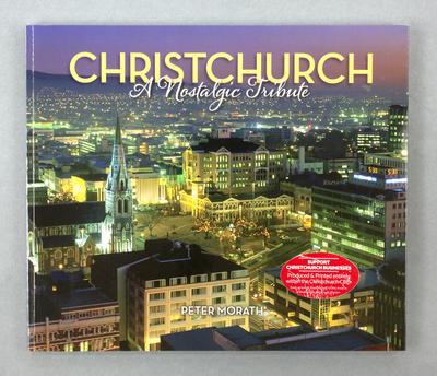 Book: Christchurch: A Nostalgic Tribute