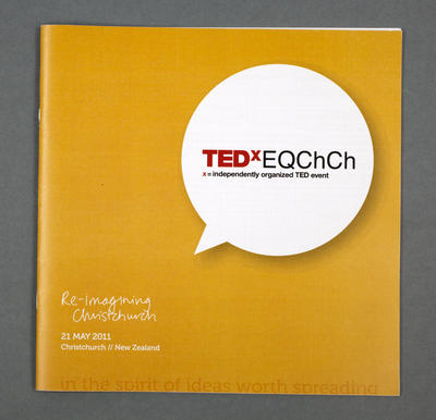 Programme: TEDxEQChCh