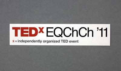 Bookmark: TEDxEQChCh