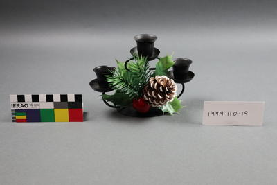 candelabrum, decorative