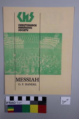 programme, concert; 1980; ;