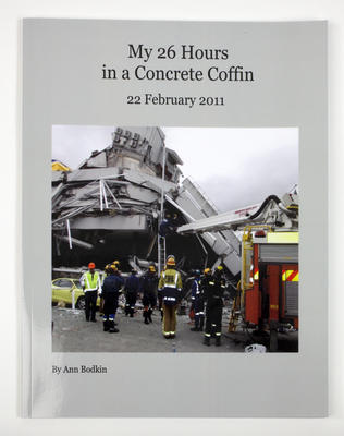 Book: My 26 Hours in a Concrete Coffin