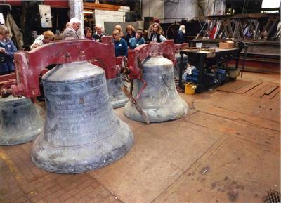 Photograph: ChristChurch Cathedral Bells