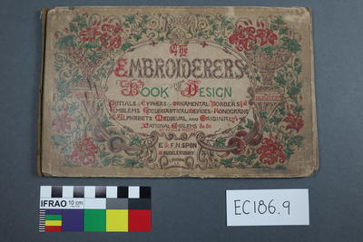 Book: The Embroiderer's book of design