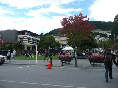 Digital Photograph: Queenstown Memorial