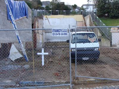 Digital Photograph: The site of the Harbourlight Theatre, London Street, Lyttelton