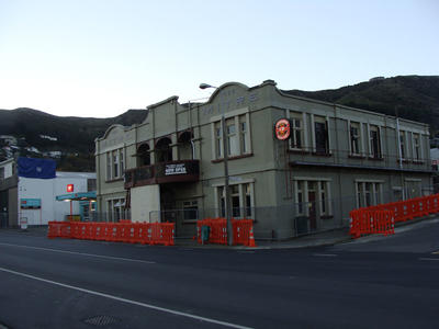 Digital Photograph: Mitre Hotel; 26 May 2013; 2013.17.135