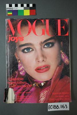 magazine, fashion
