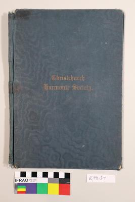 programme holder; Mid 20th Century; ;