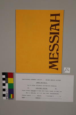 programme, concert; 1978; ;