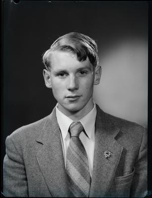 Film negative: Mr Morton; 1992.96.3124