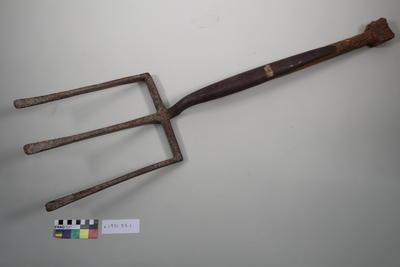 Fork: Garden; ; 1951.55.1