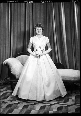 Film negative: Miss Breeze, debutante