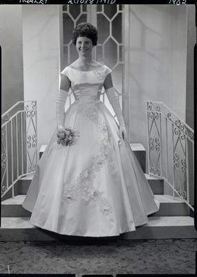 Film negative: Miss Murley, debutante