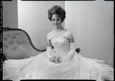 Film negative: Miss Robinson, debutante