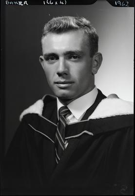 Film negative: Mr Baker, graduate; 1962; 1992.96.4424